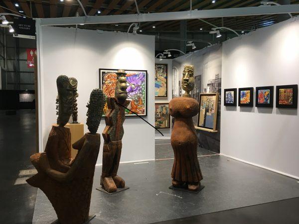 Pièces signées Hervé Di Rosa, Art to Be gallery