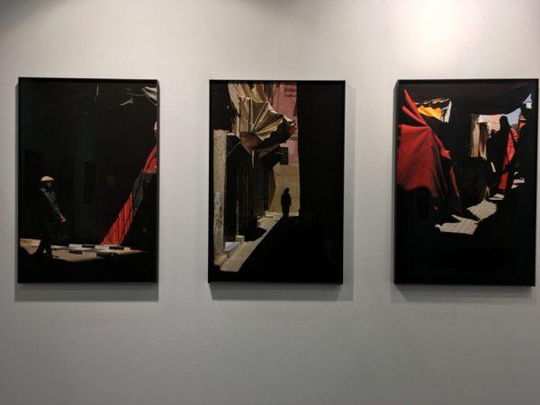 Photographies signées Jeremie Louvaert, galerie Atmosfera