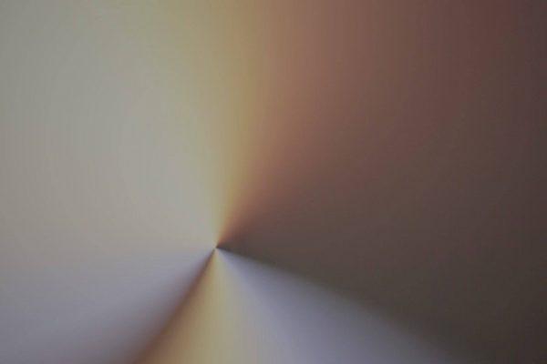 «Cosmic Spectrum» (détail), Katie Paterson, 2019