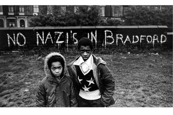 « Local Boys in Bradford », Don McCullin, 1972