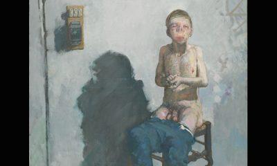 Toile signée Jean Rustin