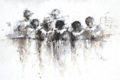 Les émanations picturales d'Hanna Sidorowicz