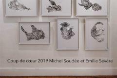 Emilie Sévère et Michel Soudée à la croisée des chemins intimes