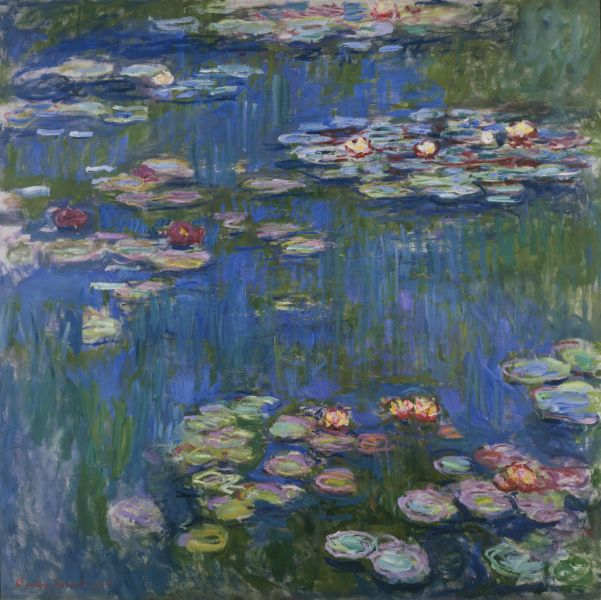 Claude Monet | Les Nymphéas |