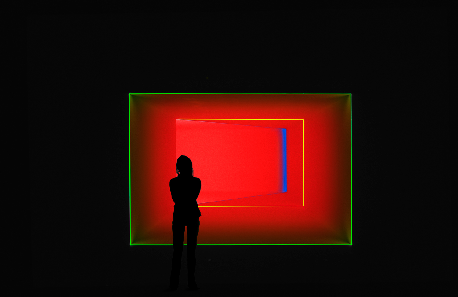 © 2015 James Turrell - photo : Florian Holzherr & E.C. Krupp.
