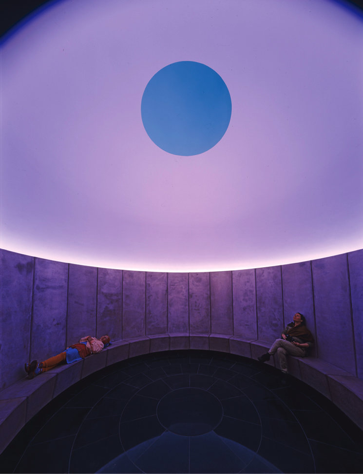 Los Angeles, California © James Turrell photograph © Florian Holzherr