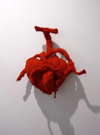 Armelle Blary courtesy galerie Marie-José Degrelle