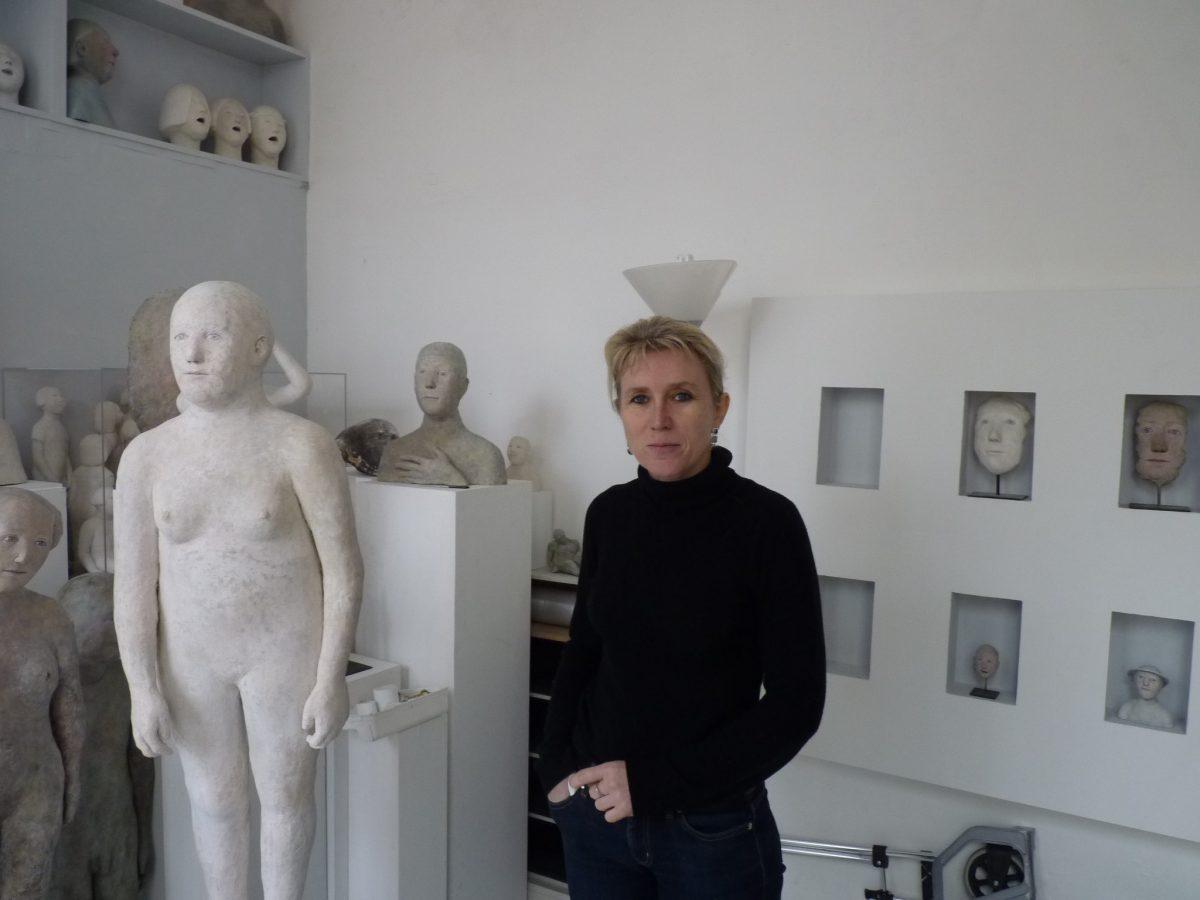 Agnès Baillon, photo S. Deman