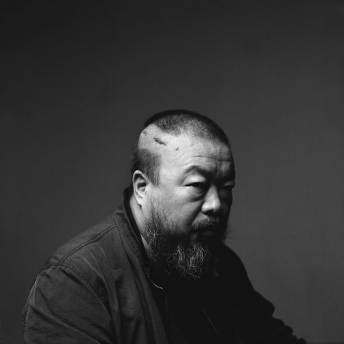 Ai Weiwei, photo Gao Yuan