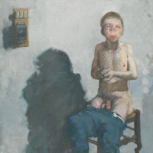 Jean Rustin courtesy Fondation Rustin