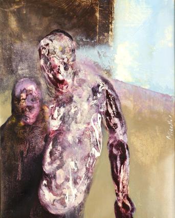 Christophe Miralles,| Aux quatre coins du corps. |