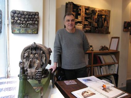 Gérard Cambon chez Béatrice Soulié|  |