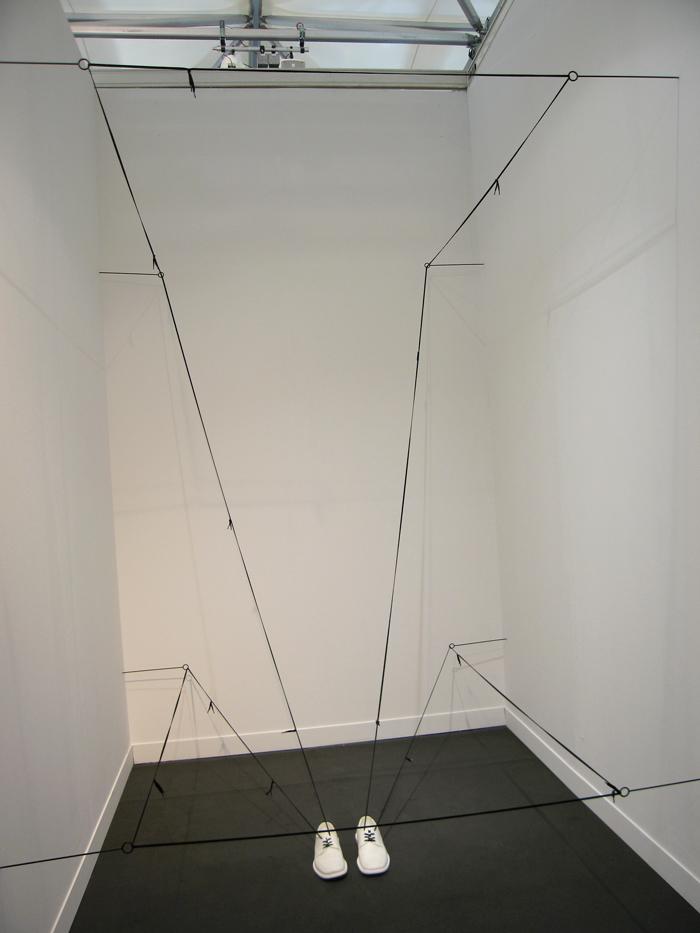Installation signée Yves Netzhamme