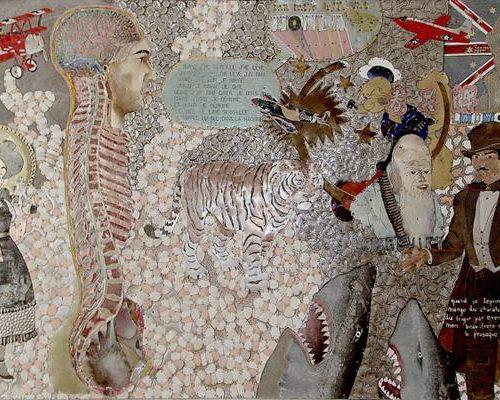 Eudes Menichetti |  Longevity, ( 120 x 180 cm )|