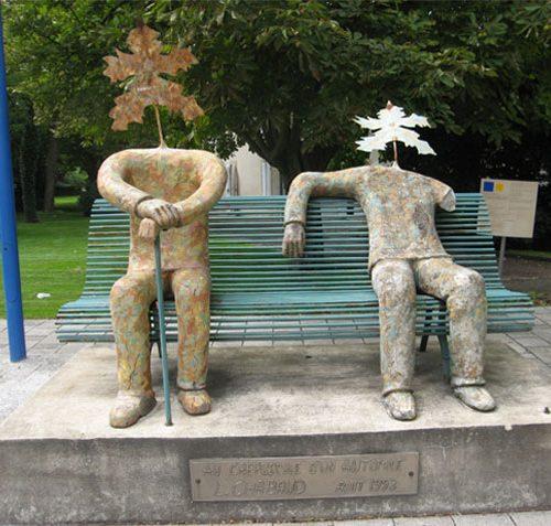 Musée de la Création Franche et Yves Jules