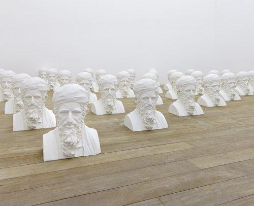 Wang Du courtesy galerie Laurent Godin, Paris