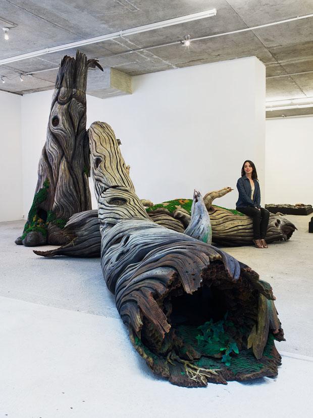 Courtesy Galerie Biasutti & Biasutti, Turin et Semiose Galerie, Paris. Photo : François Fernandez