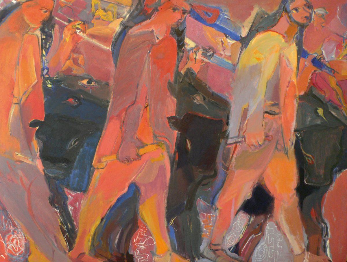 Arlette Le More courtesy Biennale 109