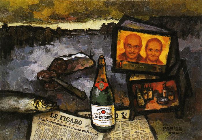 Champagne des émigrés