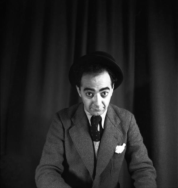 Atelier de sculptures de Brassaï, 48 x 33 cm, tirage contemporain noir et blanc
