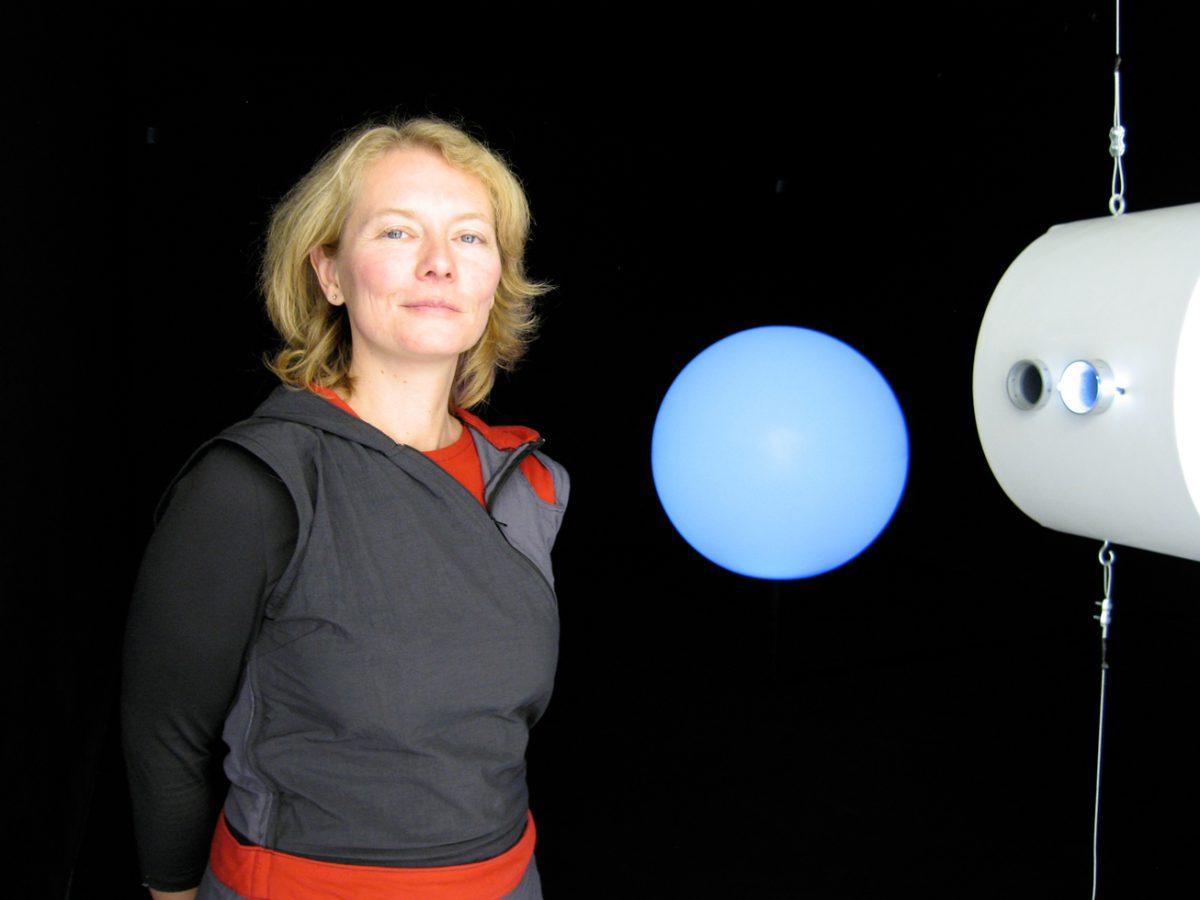 Olga Kisseleva, photo MLD, courtesy Rurart