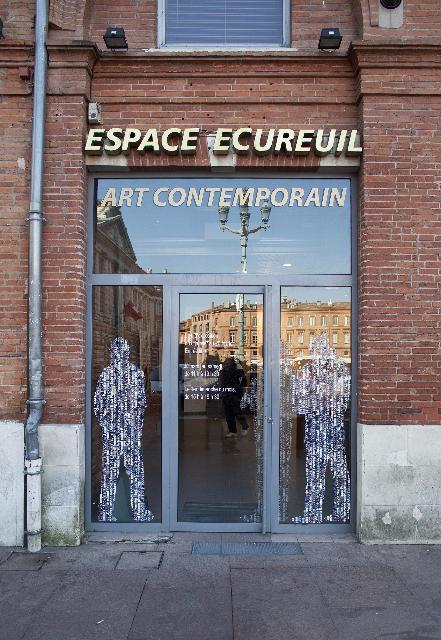 Fondation Espace Écureuil à Toulouse.