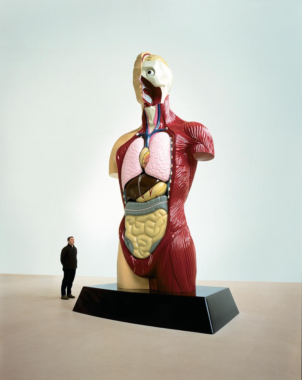 Damien Hirst courtesy Musée océanographique de Monaco
