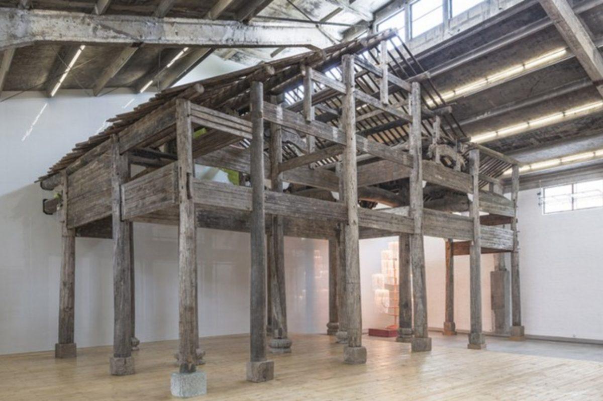 Ai Weiwei, courtesy Galleria Continua
