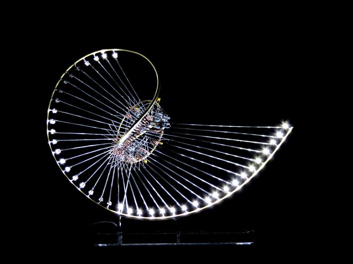 Alain Le Boucher courtesy galerie Olivier Waltman