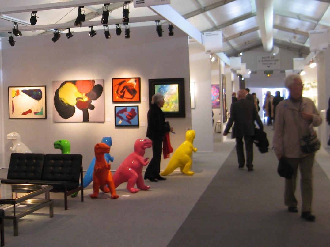 Galerie des Modernes, Paris