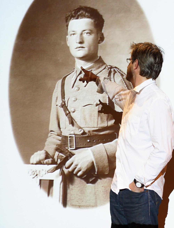 Jean-Yves Jouannais, courtesy Centre Georges Pompidou