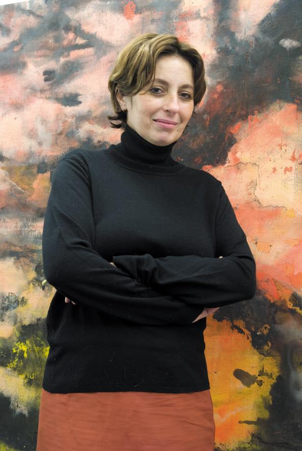 Carole Benzaken, photo Lionel Hannoun