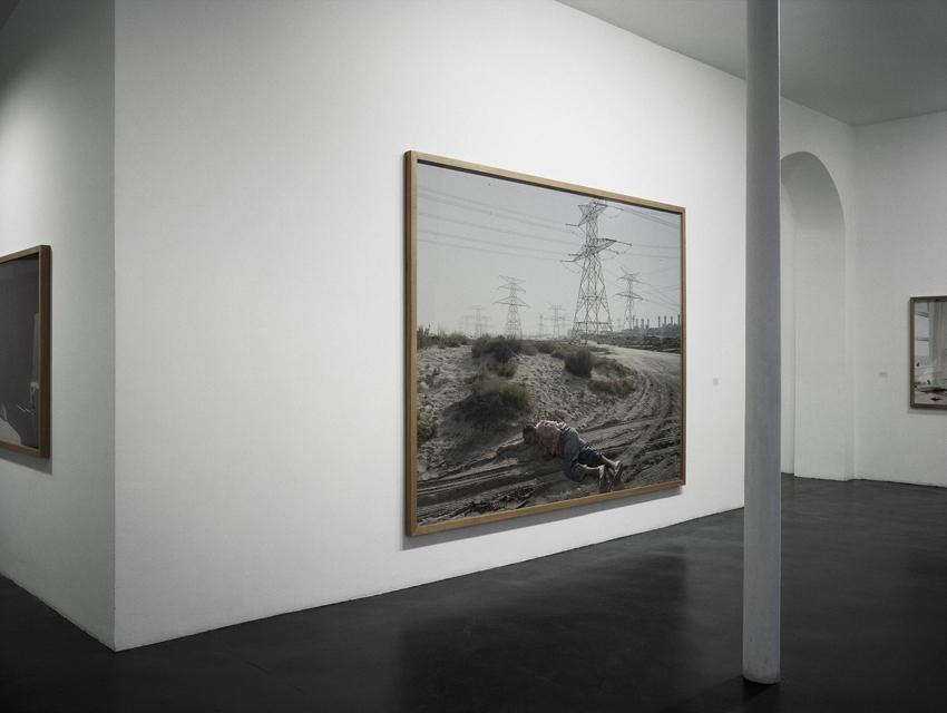Luc Delahaye, courtesy galerie Nathalie Obadia