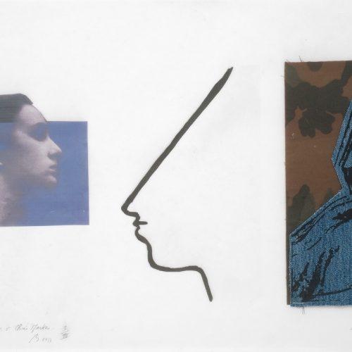 Pierre Buraglio courtesy galerie Catherine Putman