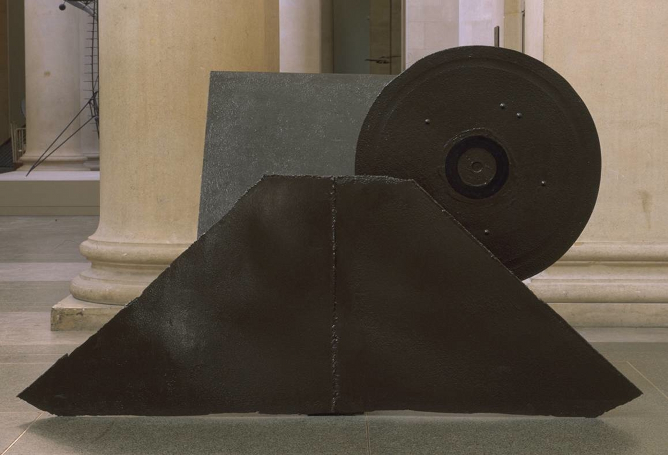Anthony Caro, Barford Sculptures Ltd courtesy Tate gallery