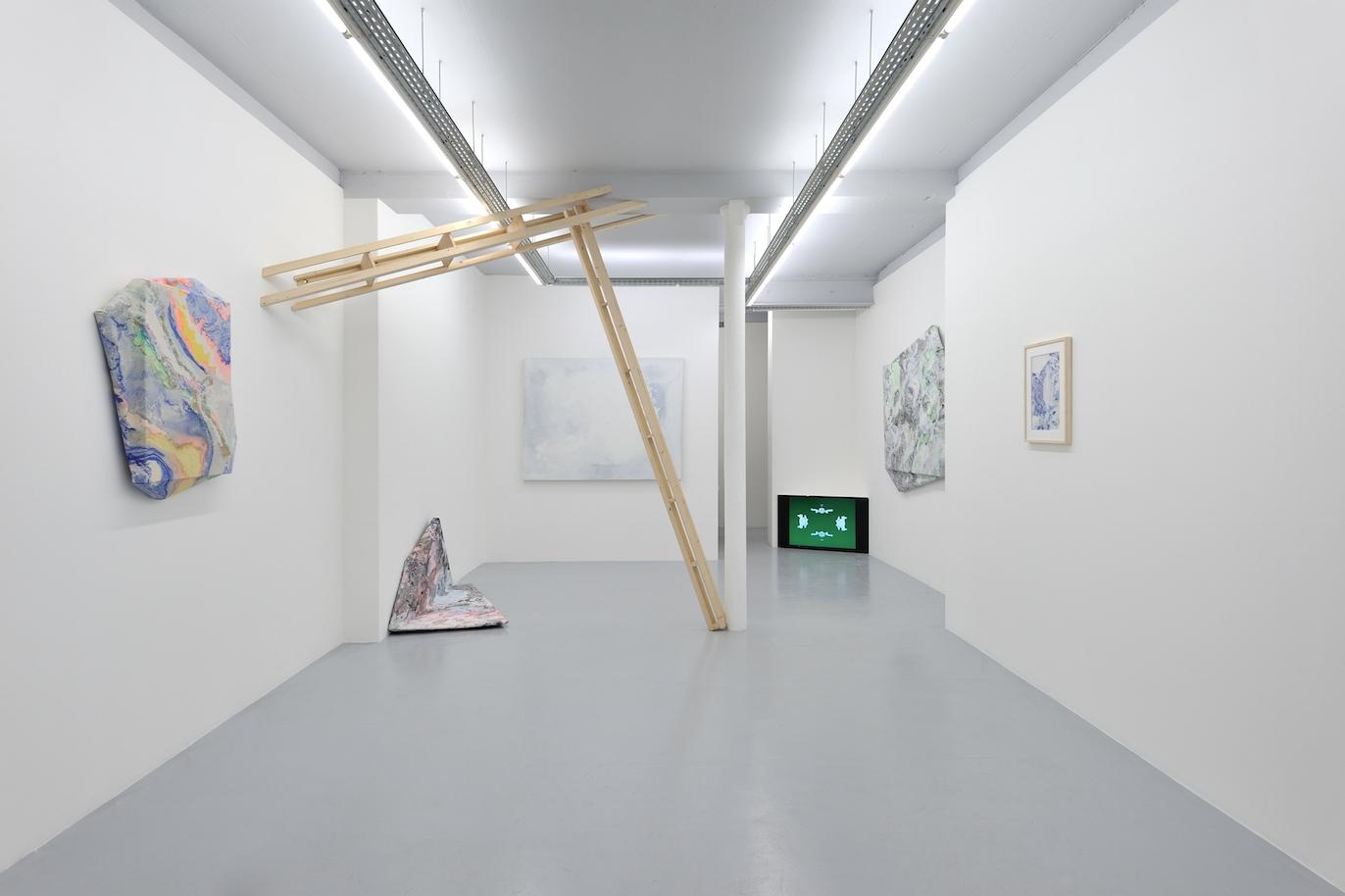 Valentin Dommanget, courtesy galerie Olivier Robert