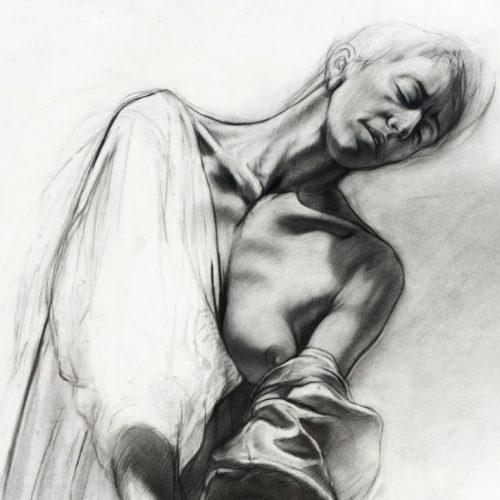 Ernest Pignon-Ernest/courtesy galerie Artset/ADAGP