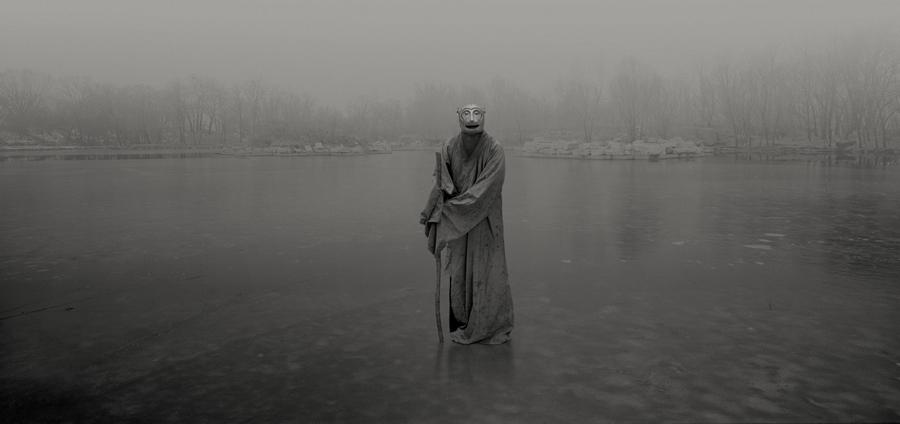 Feng Fangyu, courtesy galerie Magda Danysz