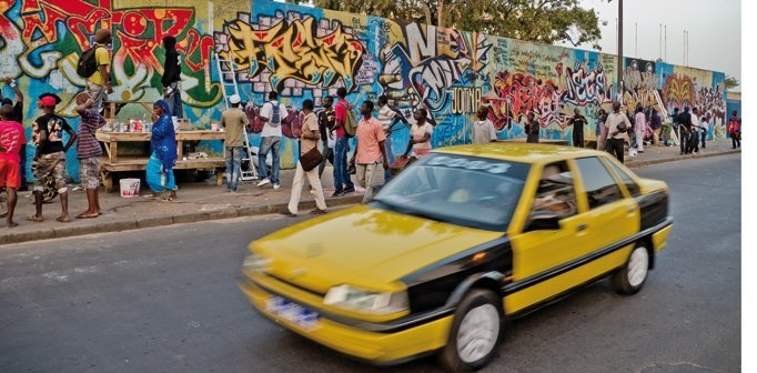 Photo Institut français de Dakar, courtesy galerie Le Manège