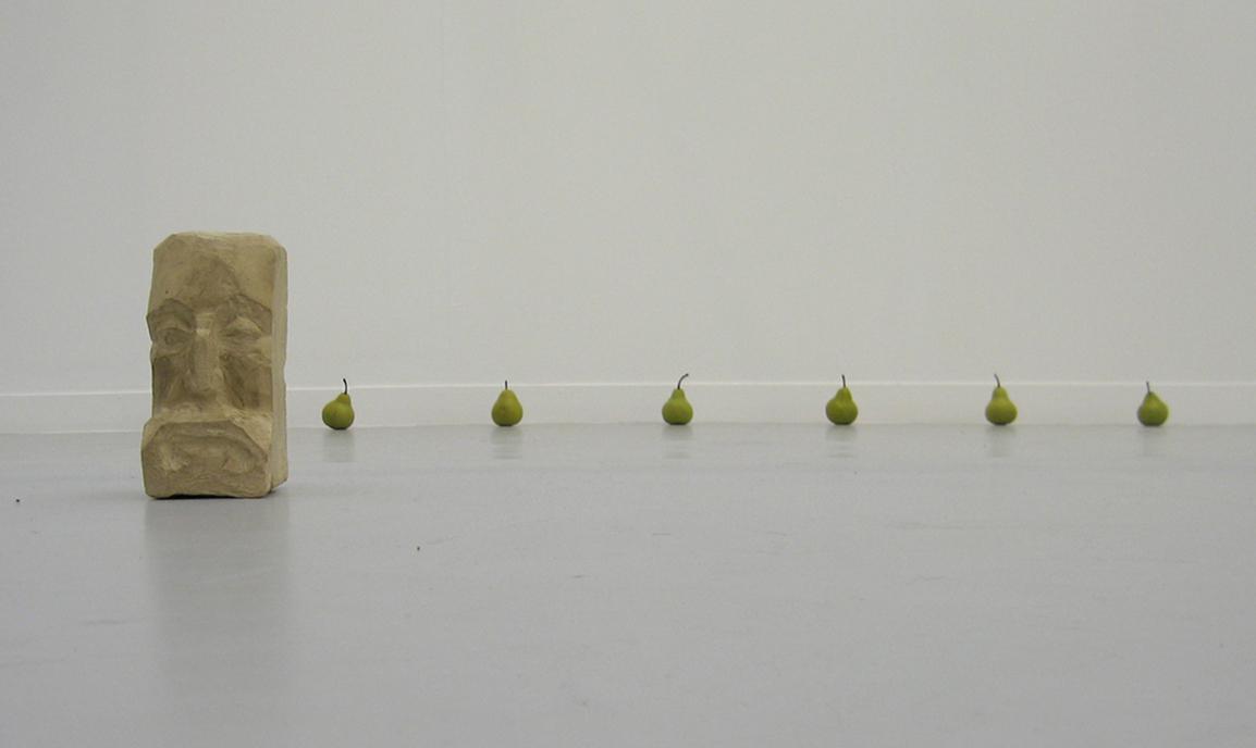 Ugo Rondinone, photo MLD, courtesy galerie Eva Presenhuberpar, Zürich.