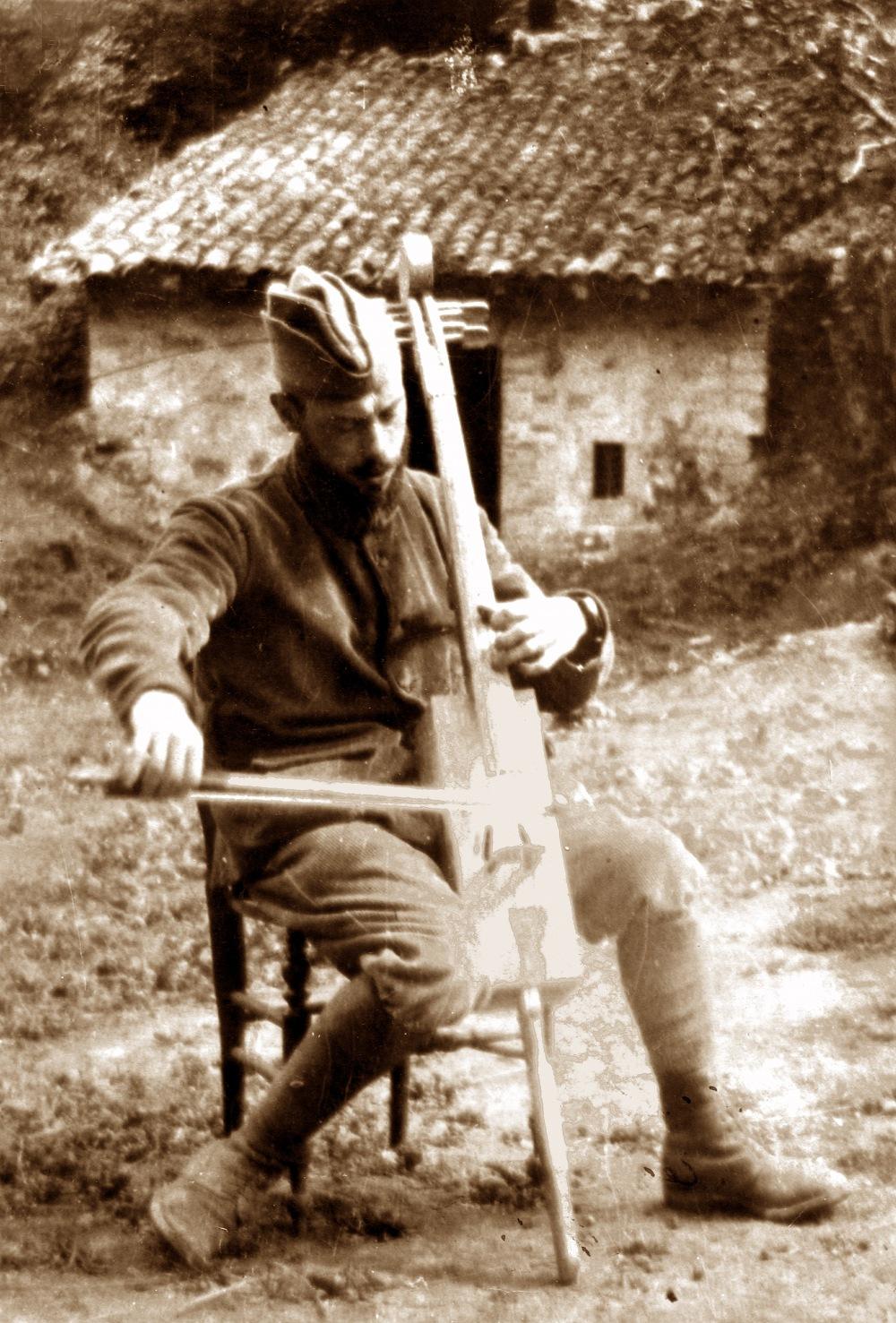 Yazid Medmoun, courtesy Historial de la Grande Guerre