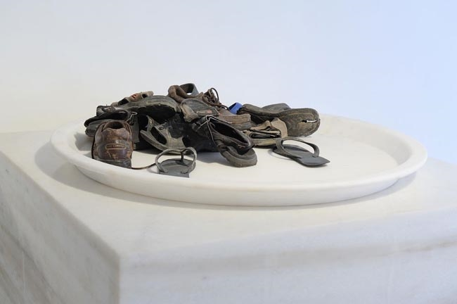 Subodh Gupta courtesy Bose Pacia/Nature Morte Gallery