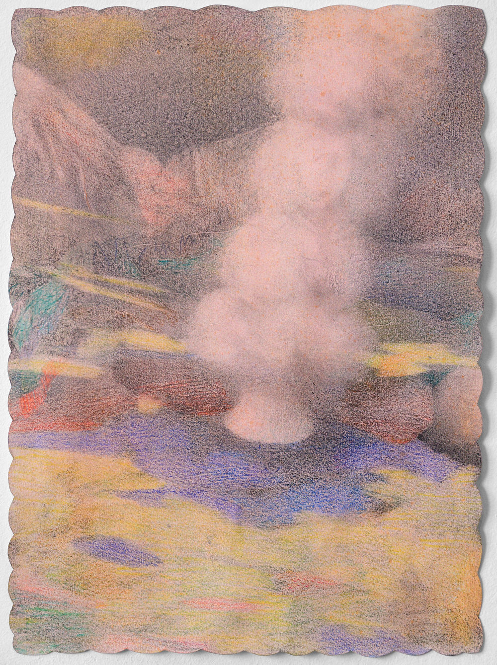 Corentin Grossmann, courtesy galerie Jeanroch Dard