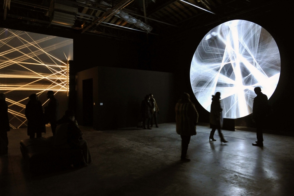 Julio Le Parc, photo Adagp, Paris 2013