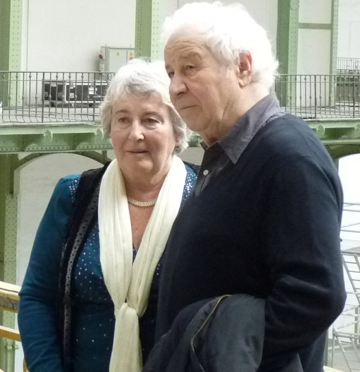 Ilya et Emilia Kabakov, photo S. Deman