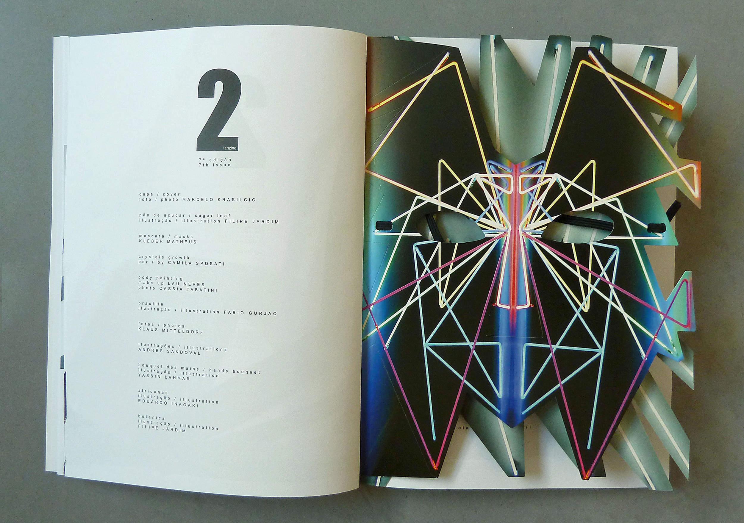 Kleber Matheus, 2 Fanzine