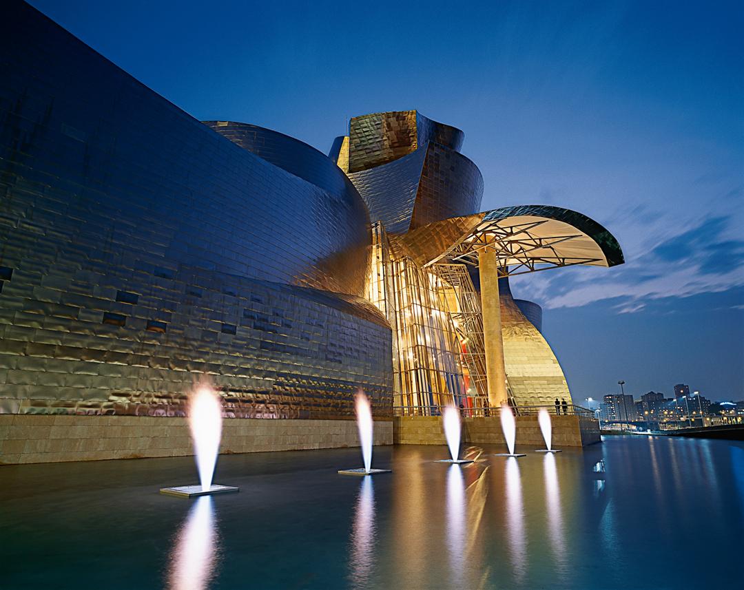 Yves Klein courtesy Guggenheim Bilbao Museoa