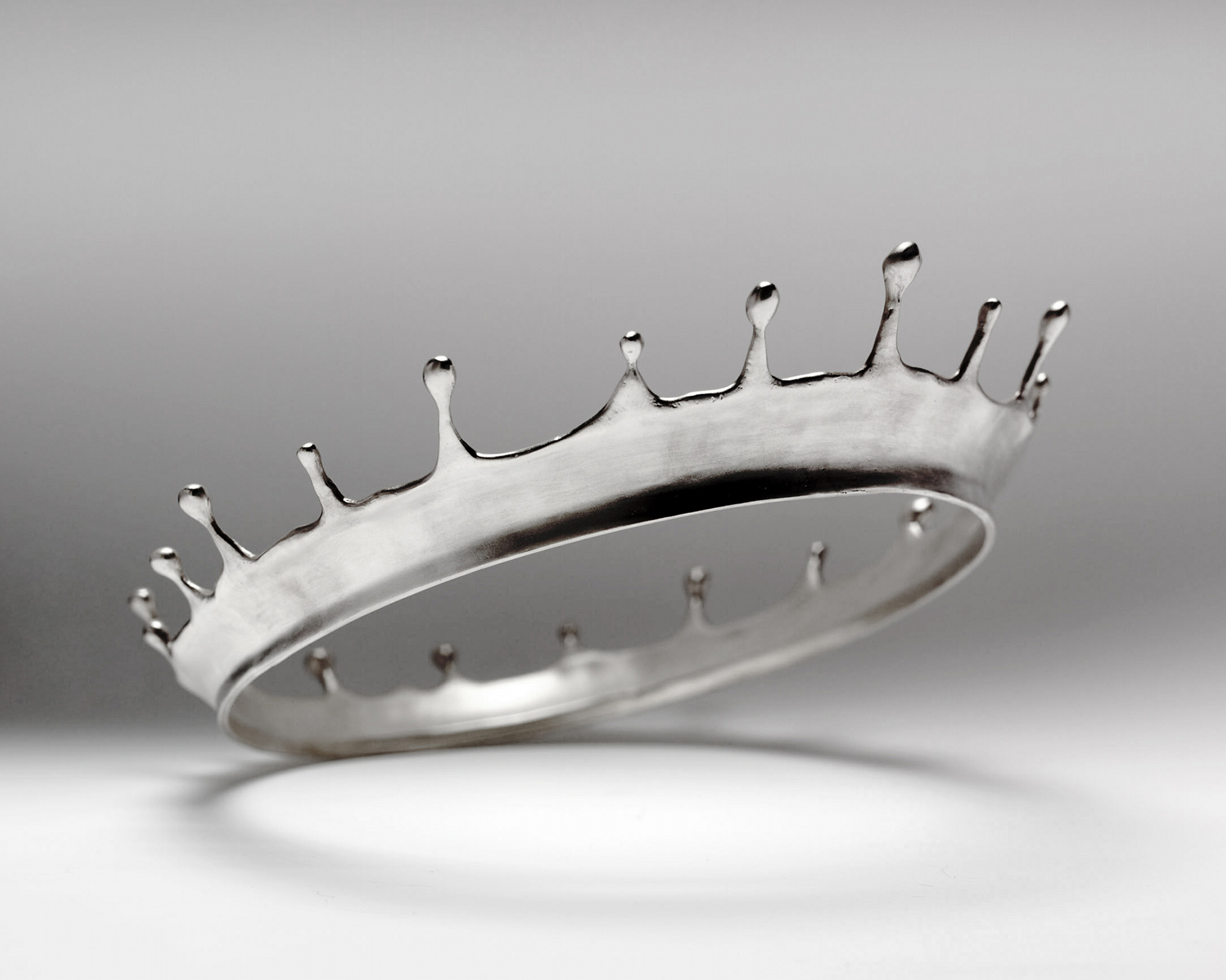 Corona de Agua (prototype), crown for Máxima