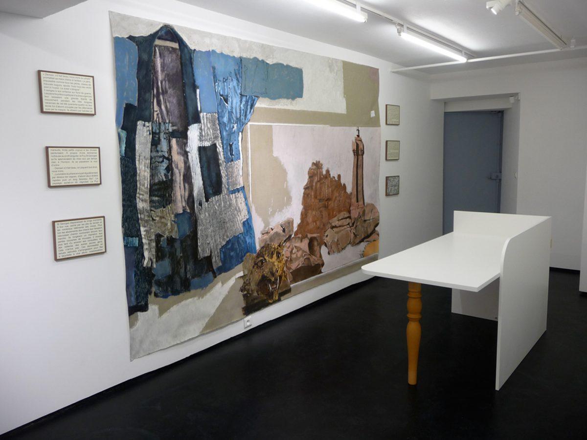 Le Peintre Anonyme courtesy Granville Gallery
