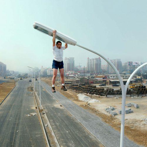 Li Wei, courtesy galerie Dock Sud